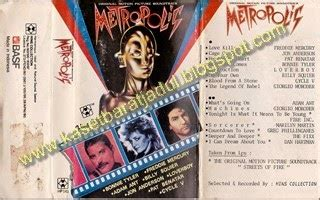 film fiksi jadul kaset barat jadul kabar dul metropolis hins collection
