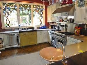 funky kitchen designs fun and funky kitchen design kitchens pinterest