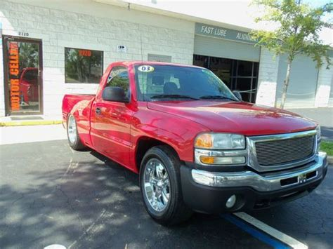 automobile air conditioning service 2003 gmc sierra 1500 regenerative braking buy used 2003 gmc sierra 1500 with air bags in gainesville florida united states for us 9 480 00