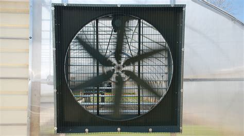 warehouse exhaust fan sizing how to size greenhouse fans shutters rimol greenhouse