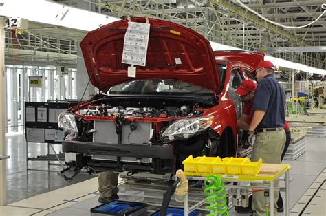 Toyota Dealership Mississippi Toyota Begins Corolla Production In Mississippi Digital
