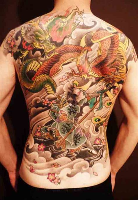 30 cool phoenix tattoos for men