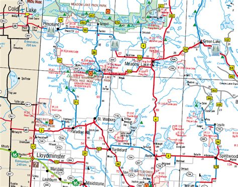 lloydminster canada map saskatchewan lloydminster sector