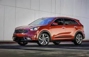 Kia Niro Kia Niro Huv Unveiled Company S New Dedicated Hybrid