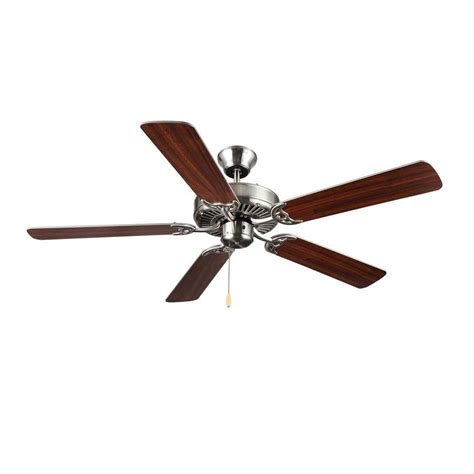 indoor outdoor silver ceiling fans ceiling fans