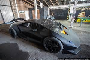Building A Lamborghini Hobbyists Build Epic Lamborghini Replica Carfanatics