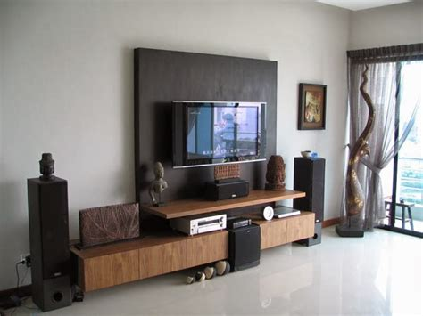 tv wall decor ideas tv wall decoration in the living room design options