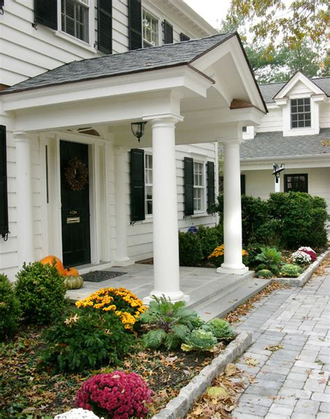 side porch designs front porch side view traditional entry other by