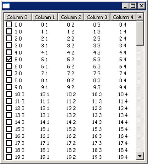 java 8 listener pattern tablecolumn move listener table event 171 swt 171 java tutorial
