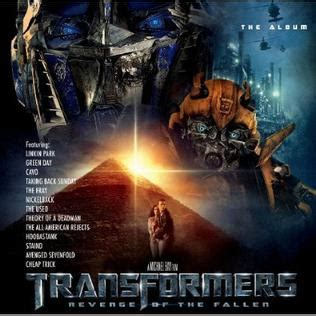 film fallen wiki transformers revenge of the fallen the album wikipedia