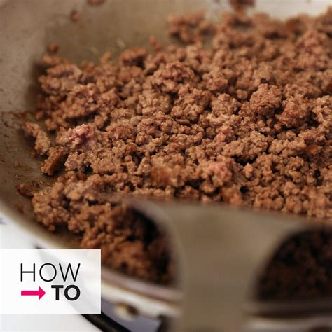 how to cook ground beef popsugar food