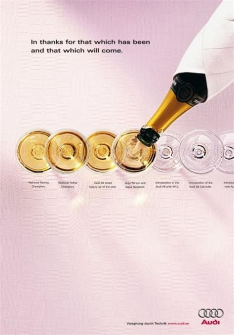 watson new year ad audi quot new year s ad quot print ad by stenstrom co