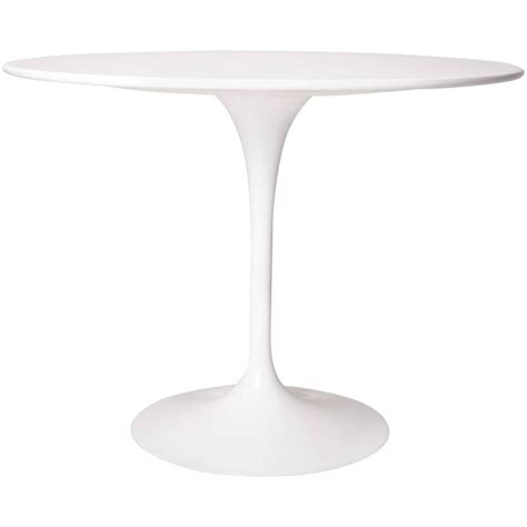 early production tulip table by eero saarinen for knoll