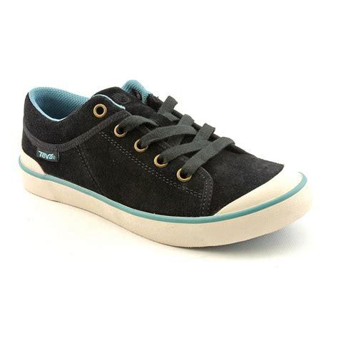 teva athletic shoes teva freewheel suede athletic sneakers shoes ebay