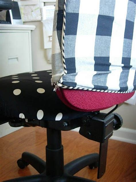 pretty chairs for desk make pretty slip covers for an ugly desk chair diy decor