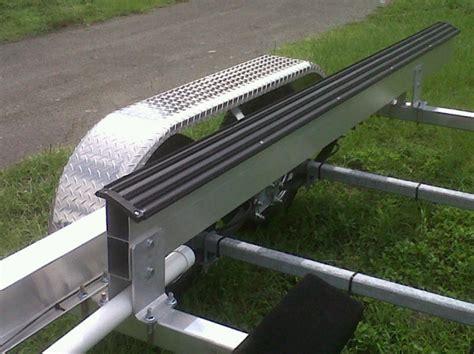 aluminum bunks for boat trailers platinum boat trailer photos