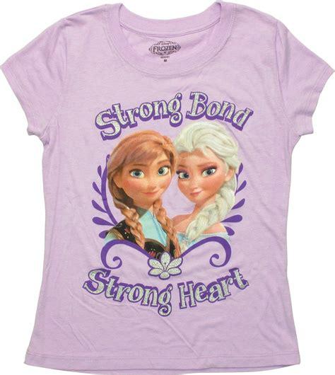 T Shirt Frozen frozen strong bond youth t shirt