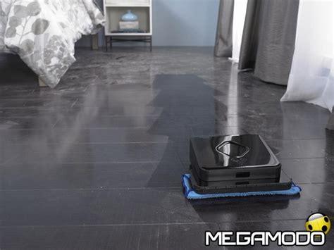 rumba pulisci pavimenti irobot braava il nuovo robot per la pulizia dei pavimenti