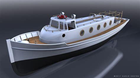 3d motorboat italian turbosquid 1236541 - Motorboat In Italian
