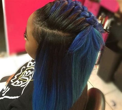 unique hairstyles and colors imagen de no expectations no disappointments pelo