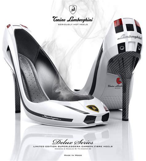 lamborghini shoes lamborghini stilettos and other car shoes