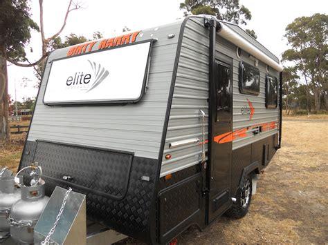 Small Plans dirty harry 187 off road caravans by elite caravans