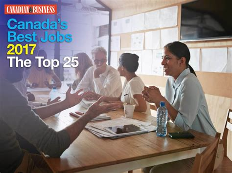 Mba Salary Canada 2017 by Canada S Best 2017 The Top 25 In Canada