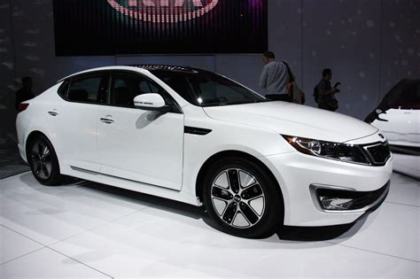 Kia Optima Sx Upgrades Kia Optima Hybrid Technical Details History Photos On