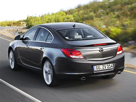 Opel Insigna by 2009 Opel Insignia Pctures