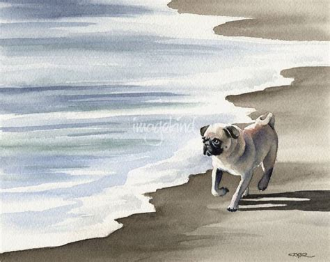 pug paintings for sale stunning quot pug quot artwork for sale on prints