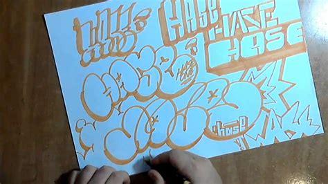 graffiti paso  paso throw  speed painting youtube