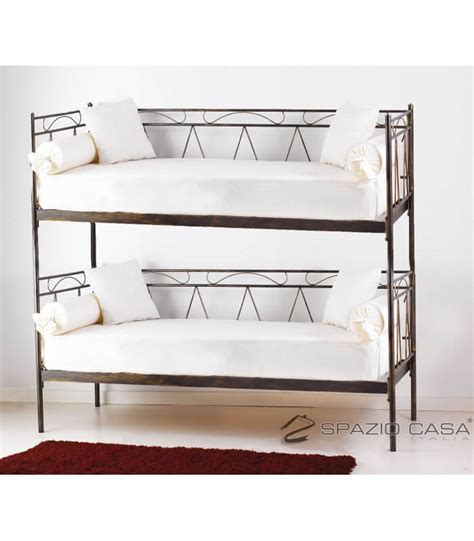 letto a ferro divano letto a in ferro battuto mozart