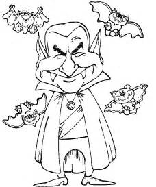 printable vampire coloring pages coloring