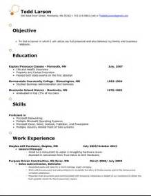 catchy objectives for resumes free resume templates