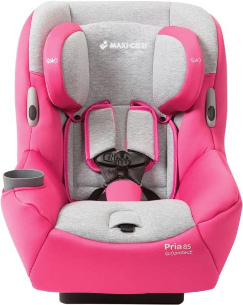 forward facing convertible car seat maxi cosi pria 85 convertible car seat pink