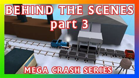 roblox crash error unexpected mega crash behind the scene 3 thomas and friends rob