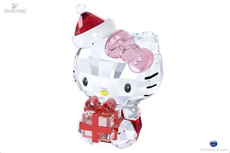 swarovski hello kitty christmas gift