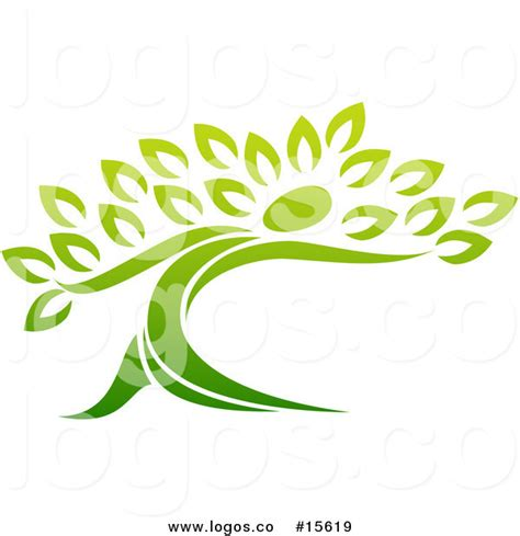 Green Tree Logo Design Www Pixshark Com Images Galleries With A Bite Green Tree Logo Vector Vector Logo Free