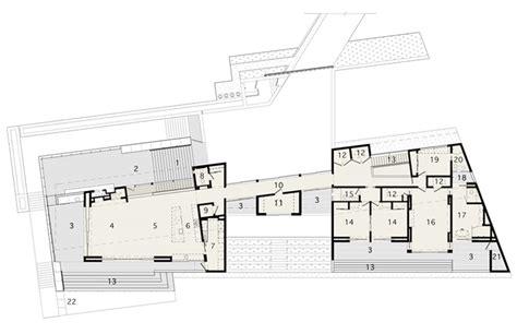 lot 13 main level plan kansas home sites bates masi architects genius loci