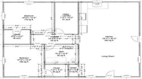 House Building Plans And Prices Pole Building Concrete Floors Pole Barn House Floor Plans