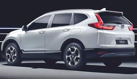 Crv 2017 Release Date Usa by 2018 Honda Crv Hybrid Usa Car Us Release