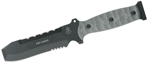 tops pry bar pry knife 28 images schrade survival titanium knife