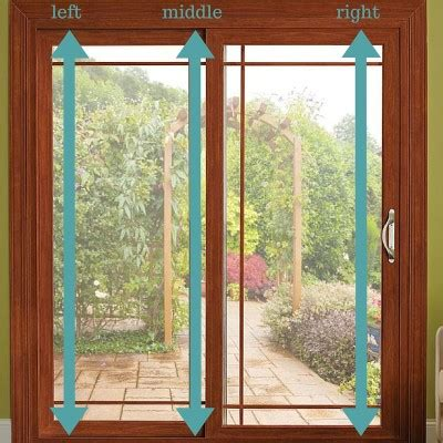 sliding glass door measurements why measuring is important in replacing your sliding glass