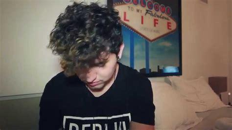 jc caylen hair back goodbye for now youtube