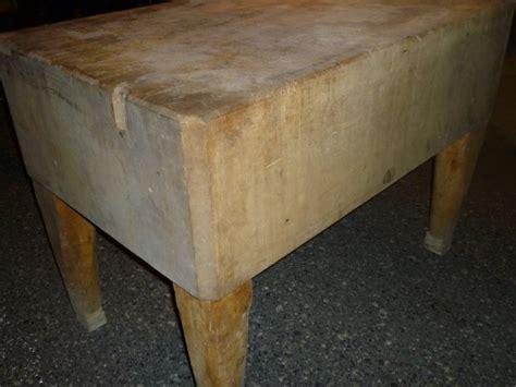 antique butcher blocks for sale antique butchers block