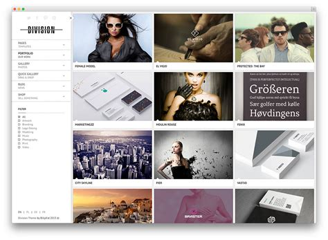 top ten wordpress themes for photographers web hosting