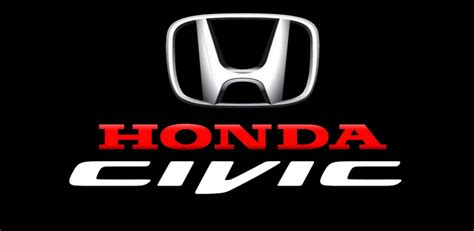 logo honda honda civic logo wallpaper gallery