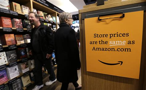 amazon retail amazon keeps mum on bookstore speculation seattle