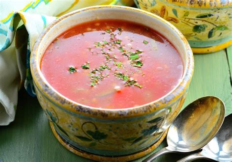 tomato garden vegetable soup garden tomato vegetable soup recipe genius kitchen