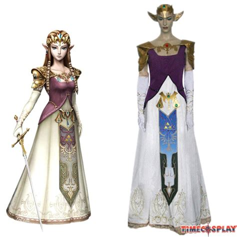 zelda design dress the legend of zelda princess zelda cosplay wedding dress